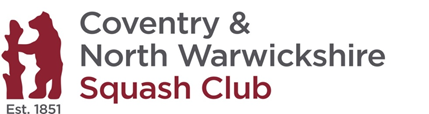 Coventry & North Warwickshire Squash & Racketball