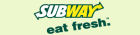 Subway - Team and competition sponsors for CNWCC Squash